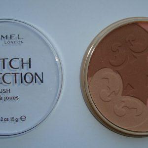 Rimmel Match Perfection – Róż do policzków odcień 004 Dark + coś do śmiechu :)