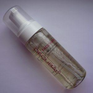Decubal Face Wash – Nawilżająca pianka do mycia twarzy