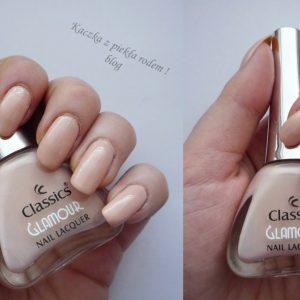 Lakier Golden Rose Classics Glamour odcień 110 + moje pierwsze Yankee Candle