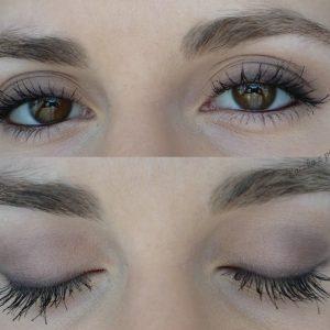 Nareszcie mam sieciunię :) + jak można zepsuć fajny make-up nieudanym kolorem ust