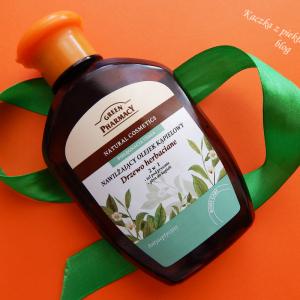 Green Pharmacy Nawilżający Olejek Kąpielowy Drzewo Herbaciane = wielkie rozczarowanie