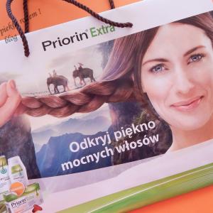 Priorin Extra – bój o włosy rozpoczęty,  10 z Was będzie mogło powalczyć ze mną :)