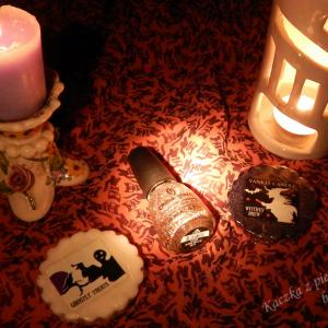 Wspomnienie Halloween 2012 czyli limitka China Glaze – Glitter Goblin