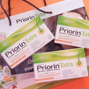 Priorin Extra – miesiąc od zakończenia kuracji i moja opinia
