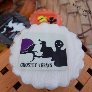Yankee Candle >> Halloween << is coming - część I Ghostly Treats