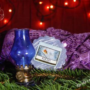 Bożonarodzeniowe Yankee Candle Q4 – Icicles na pierwszą niedzielę adwentu :)