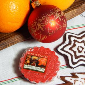 Świąteczne wspomnienia – Gwiazdkowe prezenty i Yankee Candle Christmas Memories