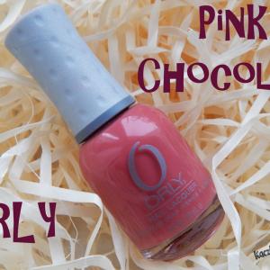 Przypadkowa Marsala – Orly Pink Chocolate