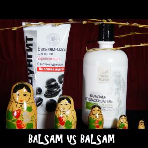Balsam vs Balsam – Fratti z szungitem i Rosyjskie Tradycje z sokiem brzozowym