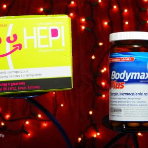 By chciało się chcieć… Bodymax Plus vs HEPI na wiosenne przesilenie