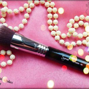 Miłość od drugiego wejrzenia – pędzel Sigma Flat Kabuki F80