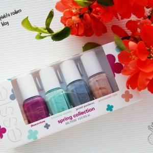 Flowerista i spółka czyli wiosenna kolekcja od Essie