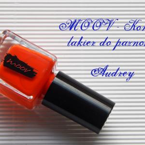 Elektryczna pomarańcza – czyli Moov, Kontigo i boska Audrey