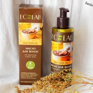 Zaiście jedwabiście – Ecolab jedwabny olejek do włosów