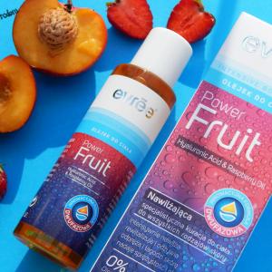 Owocowa bomba – dwufazowy olejek do ciała Power Fruit od Evree