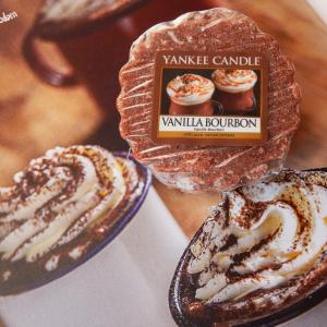 Jesienne nowości Yankee Candle Sweet Treats – Vanilla Bourbon na pierwszy ogień