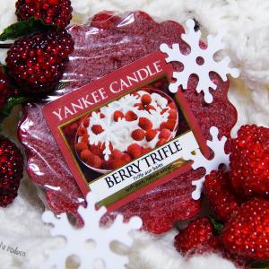 Zimowy sezon zapachowy – Berry Triflei kolekcja Yankee Candle Q4