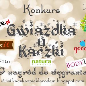 KONKURS Gwiazdka u Kaczki – aż 9 świątecznych nagród do zdobycia!
