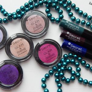Metalik nie tylko na wieczór – My Secret cienie Glam&Shine i eyelinery Glam Specialist