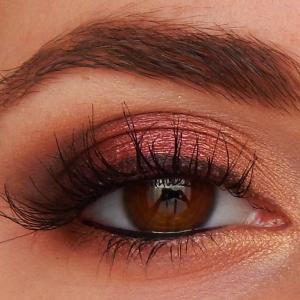 Rozpływam się – makijaż z paletą Zoeva Cocoa Blend