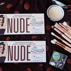 Nie wpisujcie tego w google… The Balm Nude Dude – makijaż i swatche/nowości Drogerii Natura