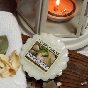 Sea Salt& Sage czyli nowości z kolekcji Q2 Riviera Escape Yankee Candle