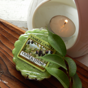 Olive&Thyme od Yankee Candle – naturalny spray na komary :D