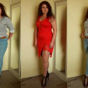 Dawno nie widziane – koszula i sukienka z SheIn