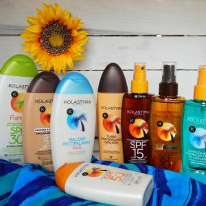 Przegląd kosmetyków na słoneczny weekend – Kolastyna SUN