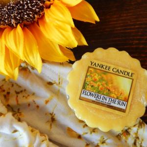 Na przekór pogodzie – Yankee Candle Flowers in the Sun