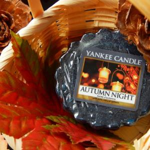 Czy jesień pachnie mężczyzną? Yankee Candle Autumn Night z kolekcji Q3 Harvest Time