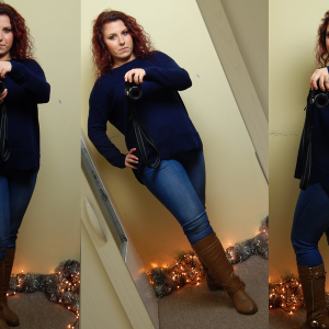 Najlepsze jeansy ever i nowy kolor włosów :)