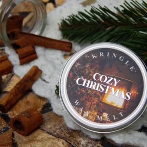 Przytulny zapach świąt – Kringle Candle Cozy Christmas i wyniki konkursu Gwiazdkowego oraz rabaty do Hairstore.pl i Bodyland.pl