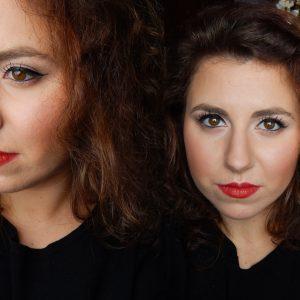 Klasyczny makijaż glamour z Pierre Rene