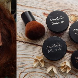 Mój mąż go uwielbia… Makijaż mineralny z Annabelle Minerals