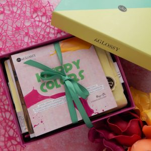BeGlossy Happy Colors – lipiec 2017 – pudełko na szare dni