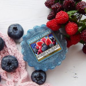 Owocowy powiew jesieni – Yankee Candle Mulberry&Fig Delight