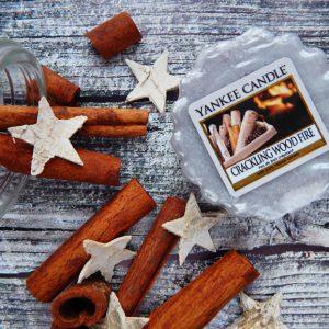 Wieczór przy kominku – Yankee Candle Crackling Wood Fire