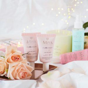Z lekkością – krem koloryzujący Miya Cosmetics myBBcream z filtrem SPF30