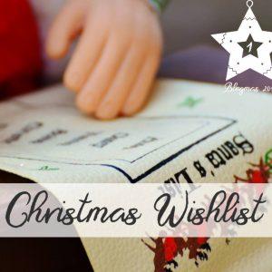 Christmas Wishlist – blogmas 2018