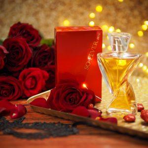 Poczuj zapach pożądania… So Fever od Oriflame