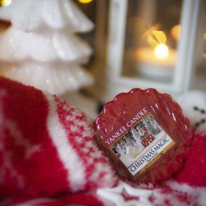 Najpiękniejszy zapach świąt – Christmas Magic by Yankee Candle