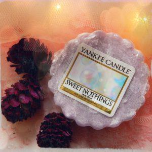 Tak pachną marzenia… Yankee Candle Sweet Nothings Q1 2018 + Insta Konkurs