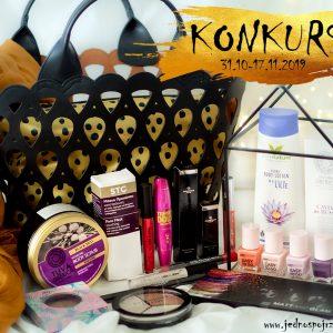 Jesienny KONKURS – wygraj torbę pełną kosmetyków!