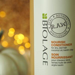 Szok! Naturalny kosmetyk fryzjerski – odżywka Biolage R.A.W.