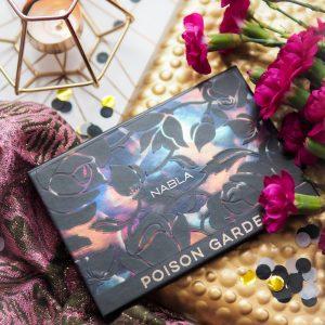 W jesiennym klimacie – paleta Nabla Cosmetics Poison Garden