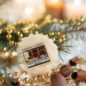 Zimowe ciepło zaklęte w wosku – Winter Wonder od Yankee Candle