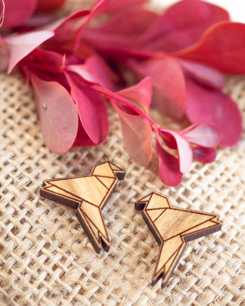 kolczyki-kolibry-drewniane