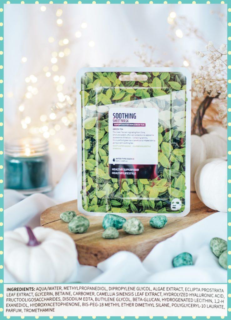 soothing-sheet-mask-green-tea-farmskin-sklad