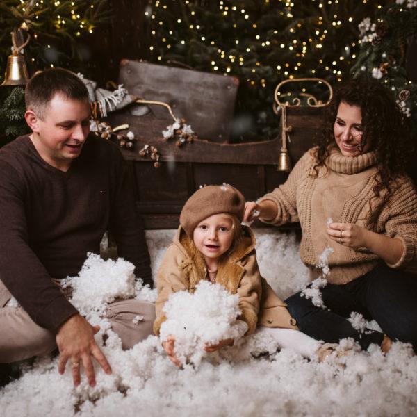 zdjęcia sesja świąteczna święta